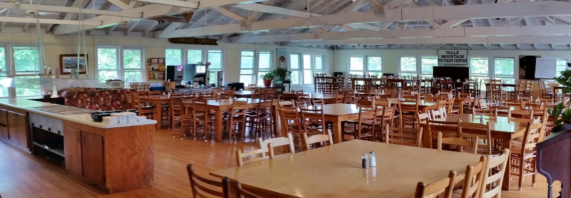 Home valle crucis conference center for Dining hall pictures home