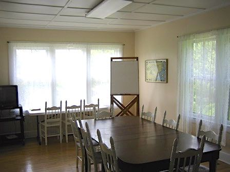Farm House meeting room